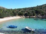 Cala Moresca, 13 km