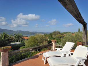Villa Michela - View from the roof terrace